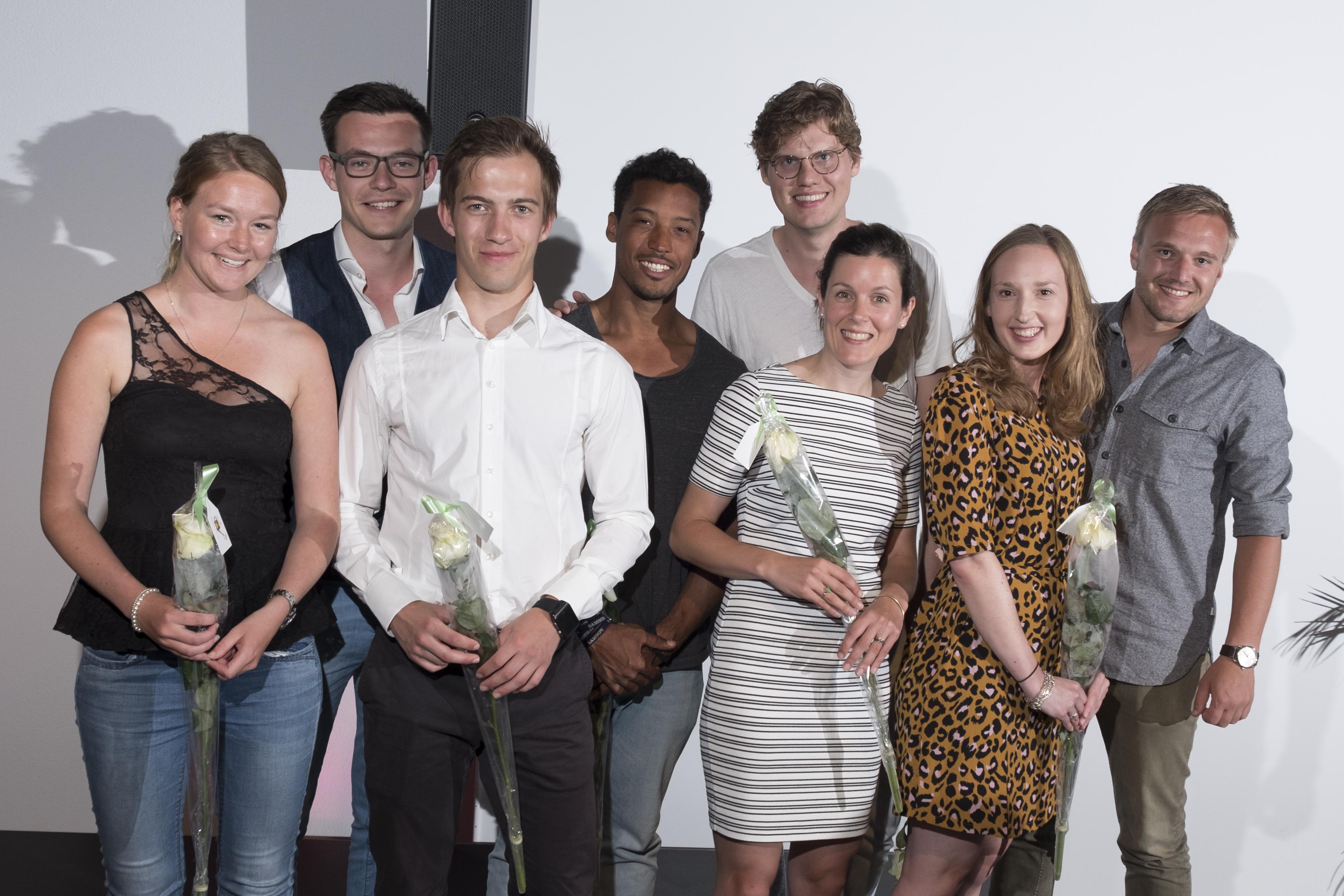 Halve finalisten LEF 2019